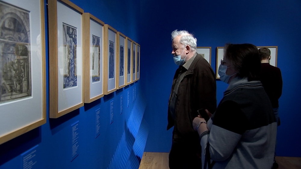 Выставка гравюр Альбрехта Дюрера