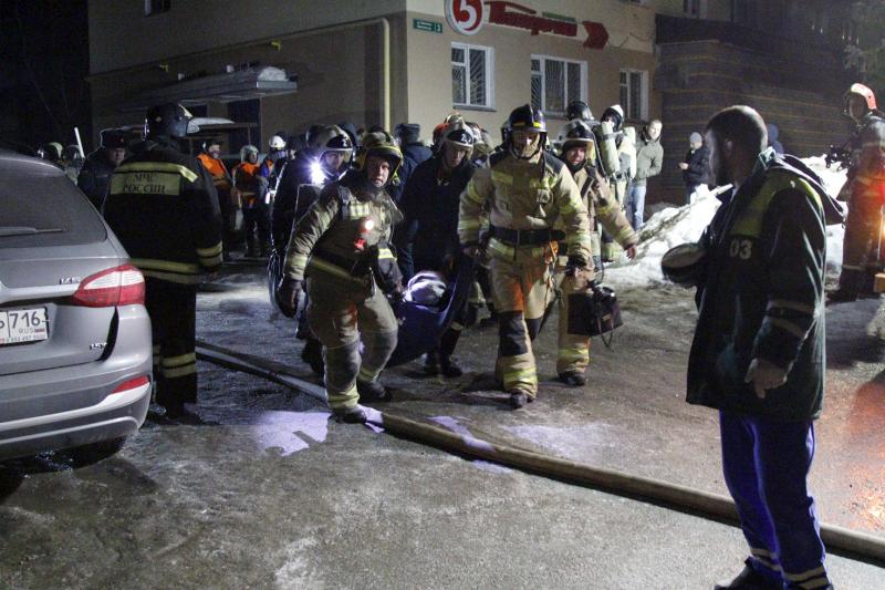 Взрыв газа в жилом доме в Татарстане