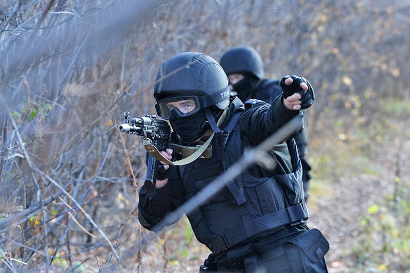 Спецназ полиции