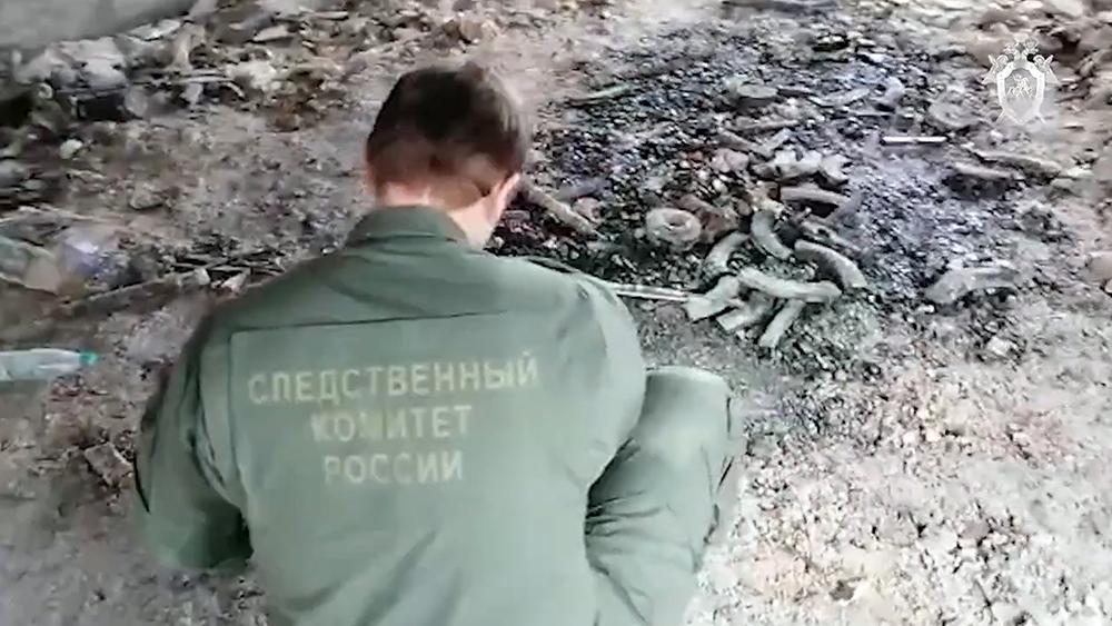 Обыск в доме устроившего стрельбу жителя Мытищ