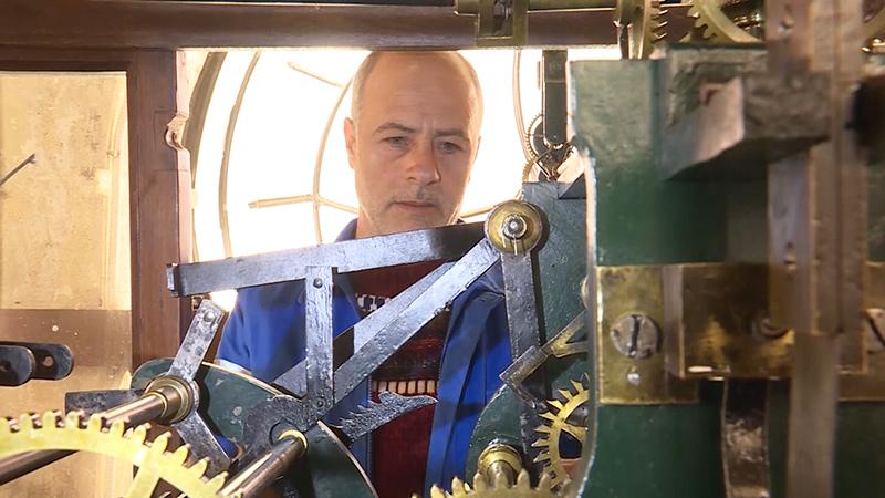 Башенные часы XIX века в Сирии