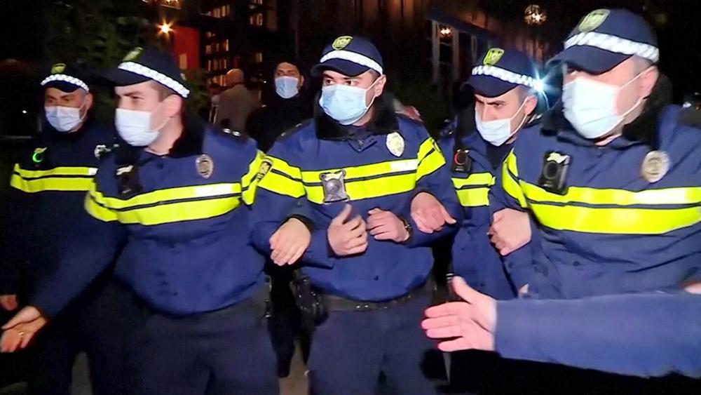 Полиция Грузии