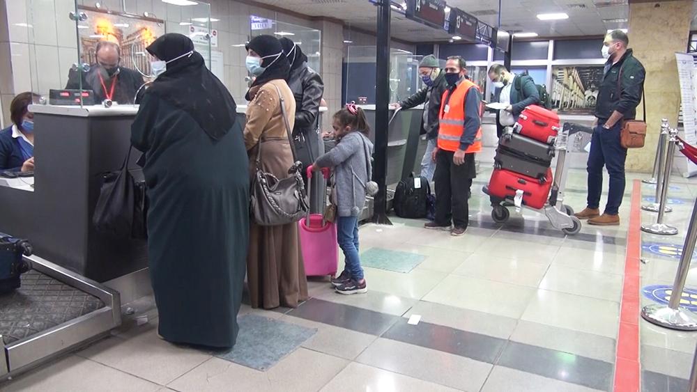 Аэропорт в Сирии