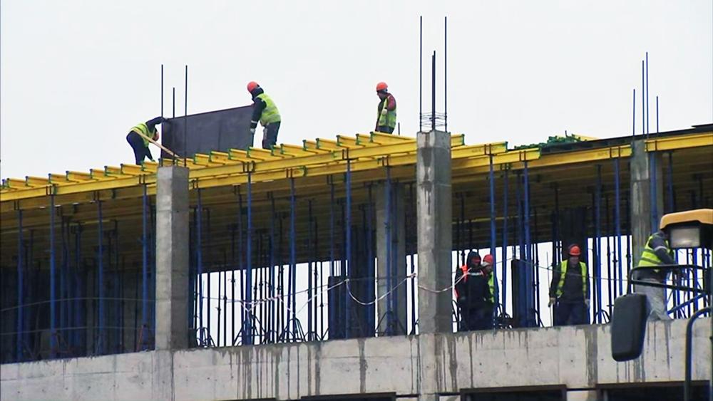 Строительство школы в Севастополе