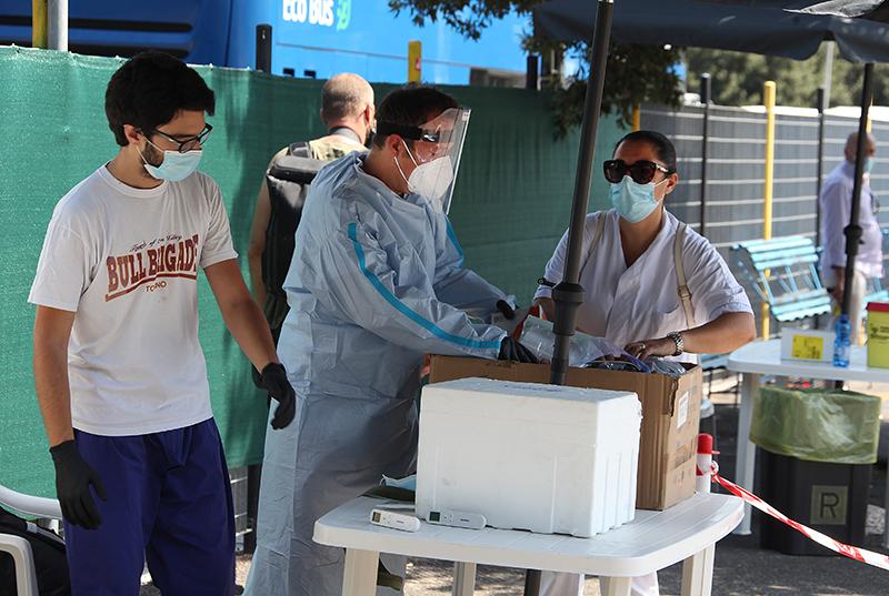 Эпидемия коронавируса в Румынии