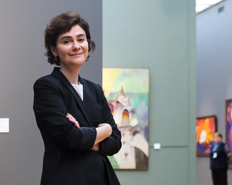 Архитектор Дарья Парамонова