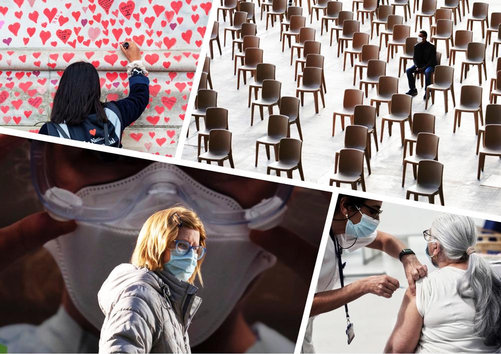 Эпидемия CoVID-19 в мире