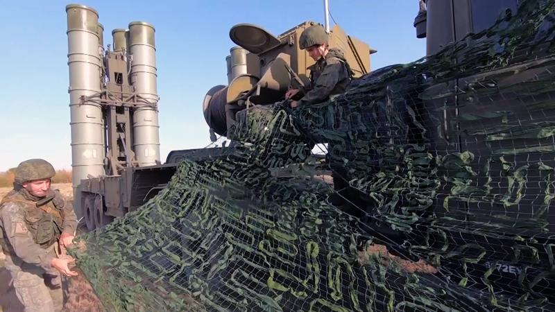 Расчет подразделения ПВО
