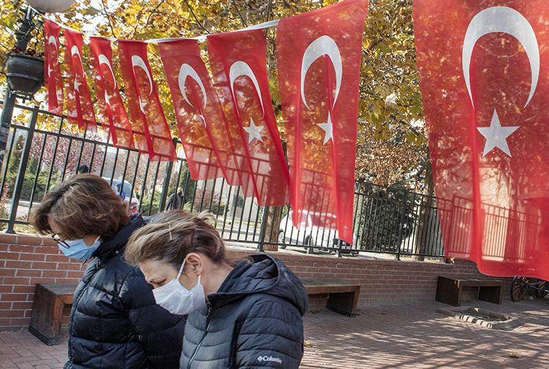 Ситуация с коронавирусом в Турции