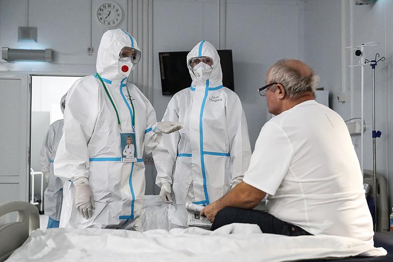 Эпидемия коронавируса