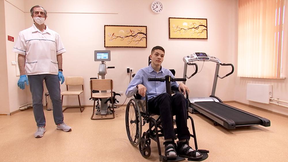 Электропривод для инвалидов