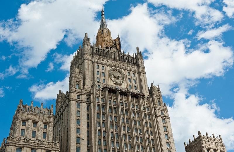 МИД объявил о высылке 20 чешских дипломатов