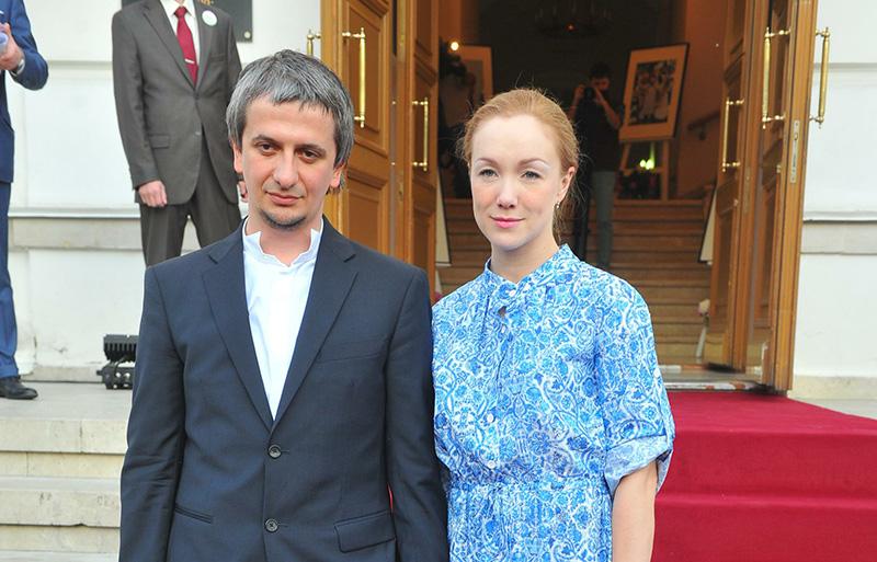 Дарья Мороз и Константин Богомолов