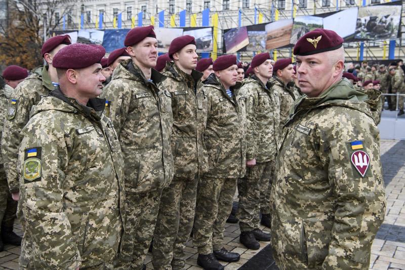 Десантно-штурмовые войска ВСУ