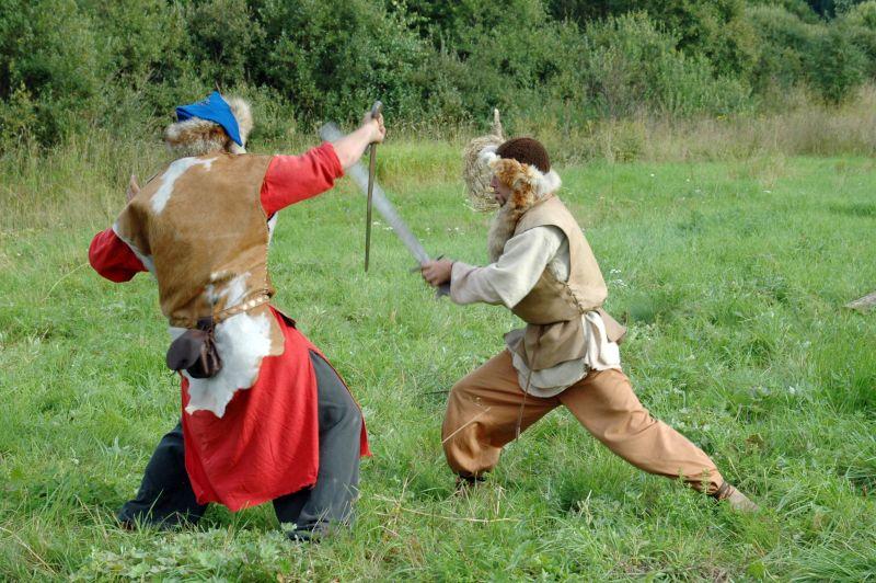 Британцы заподозрили Россию в желании клонировать древних воинов