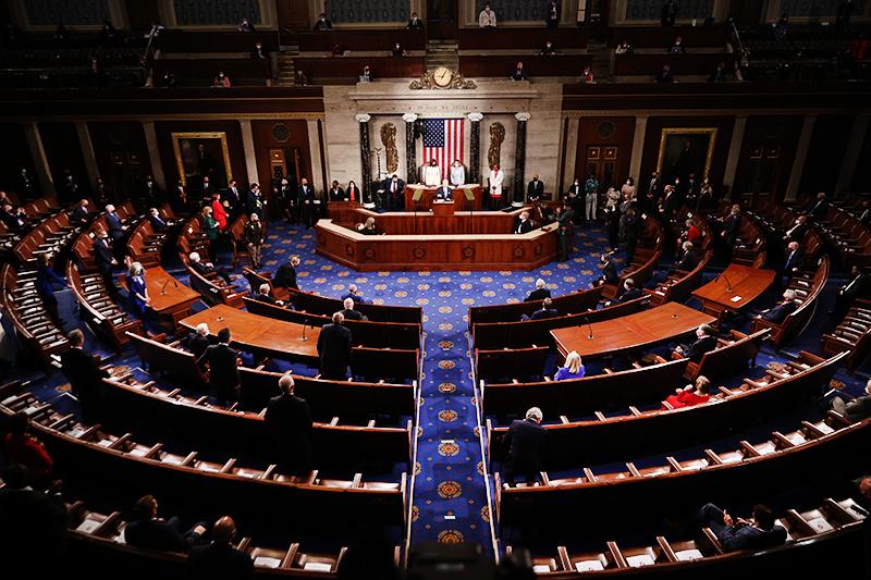 Джо Байден в Конгрессе