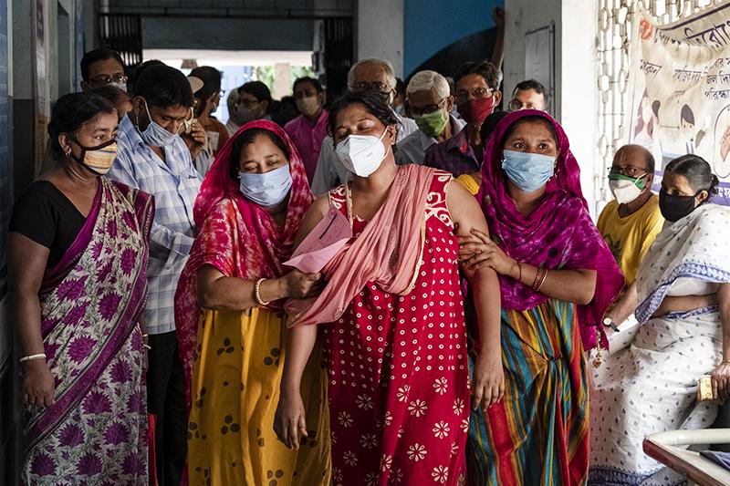 Эпидемия коронавируса в Индии