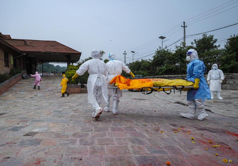 Эпидемия CoVID-19 в Непале