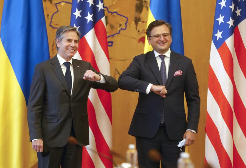 Госсекретарь США Энтони Блинкен прибыл с визитом в Киев