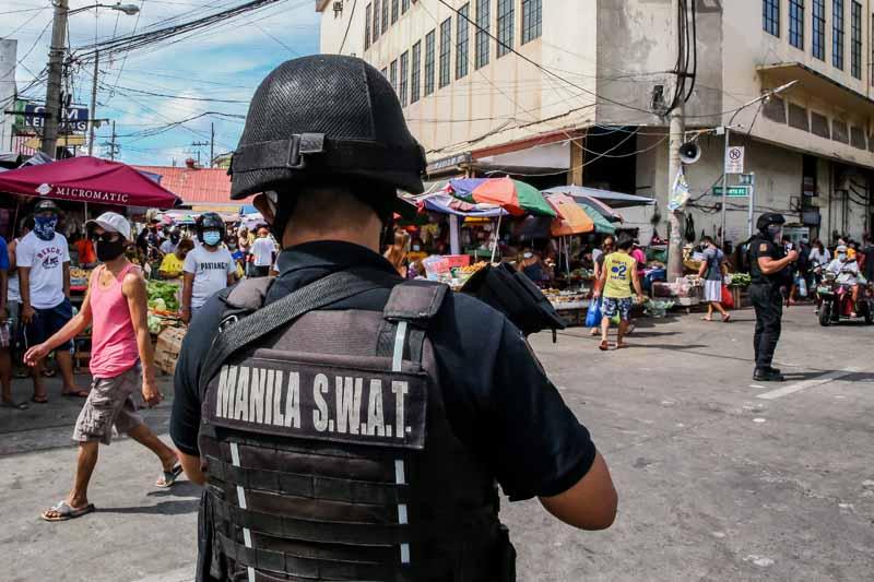Полиция Филиппин