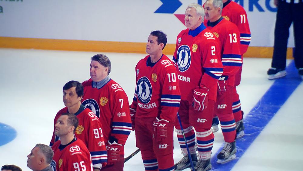 Гала-матч Ночной хоккейной лиги