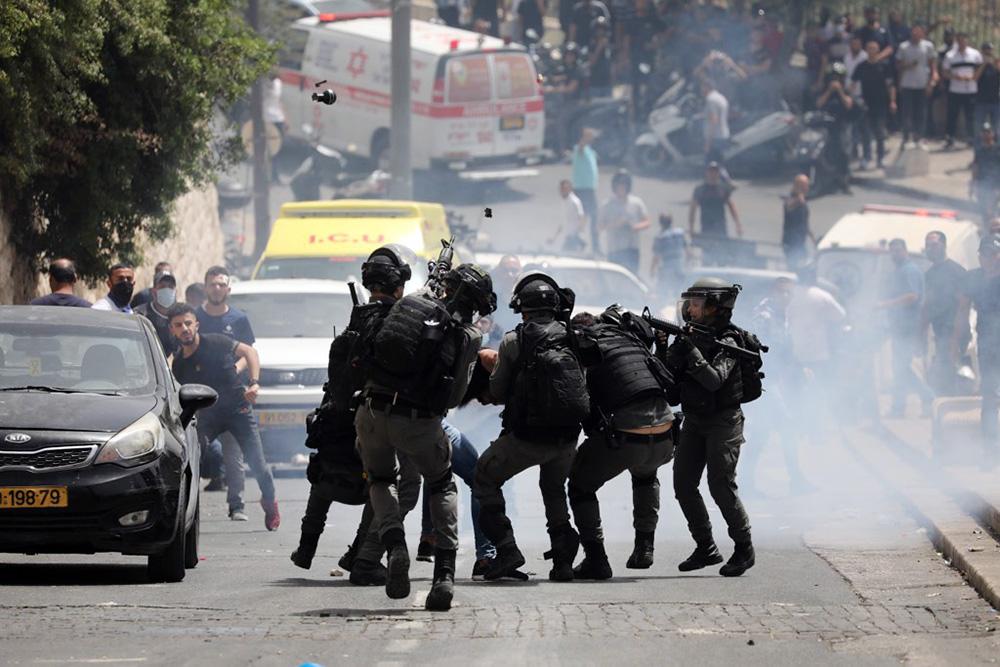 Погибли дети: израильско-палестинский конфликт перешёл в горячую фазу
