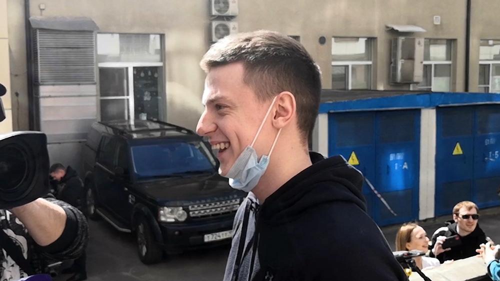Блогер Андрей Бурим (Mellstroy)