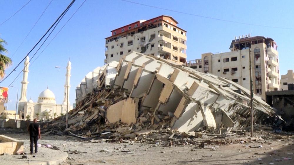 Обострение Палестино-израильского конфликта