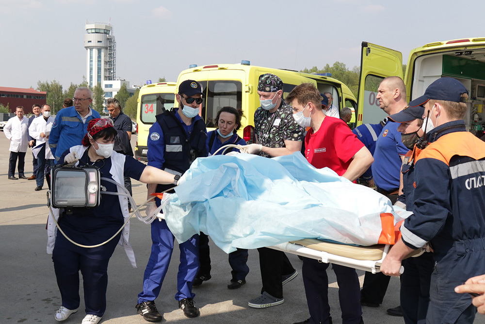 Пострадавшие при стрельбе в Казани