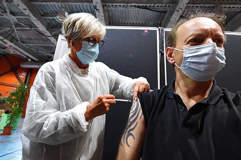 Вакцинация от коронавируса