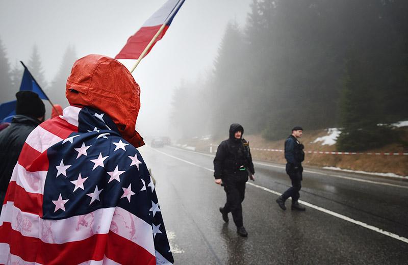 Военные США в Чехии