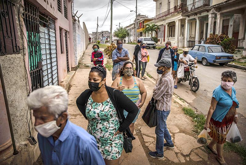 Ситуация с коронавирусом на Кубе