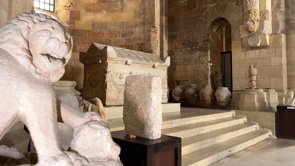 Национальный музей Тартуса в Сирии