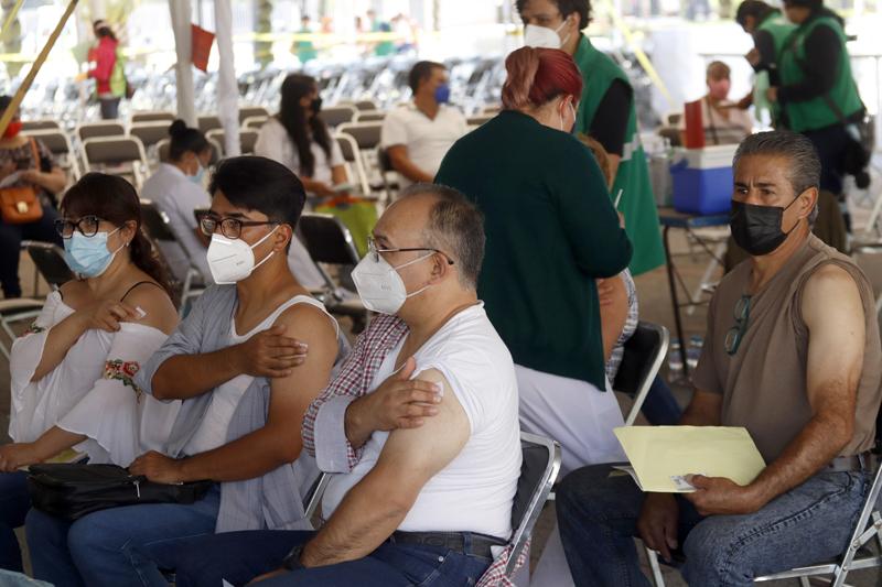 Вакцинация от COVID-19 в Мексике
