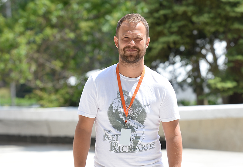 Актер Кирилл Плетнев