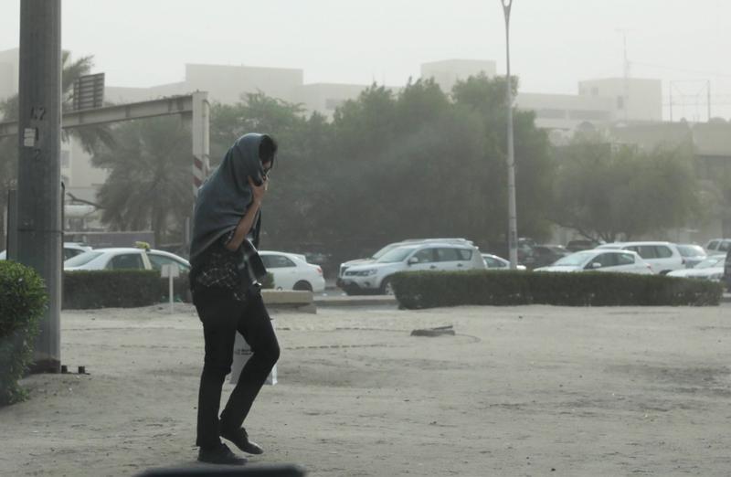 Песчатная буря