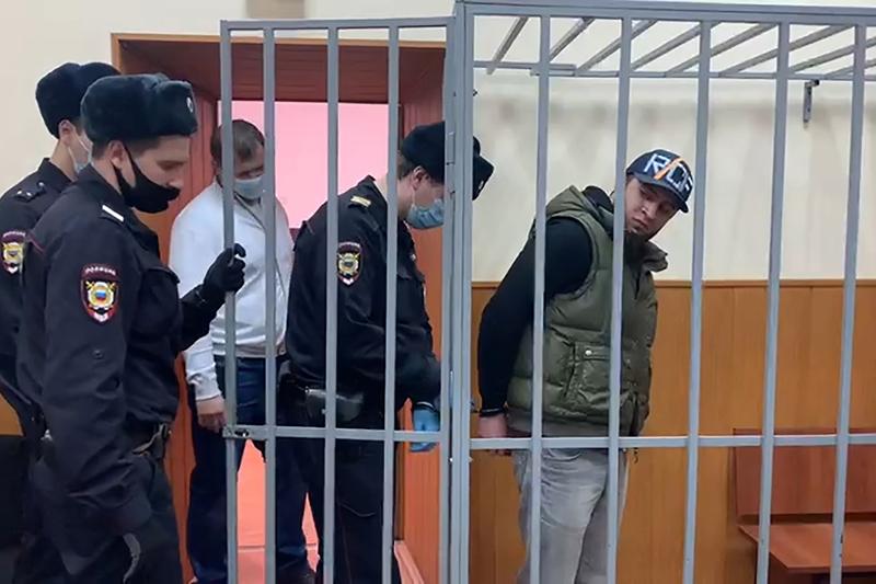 Мурат Сабанов, подозреваемый в отравлении газировкой и ограблении
