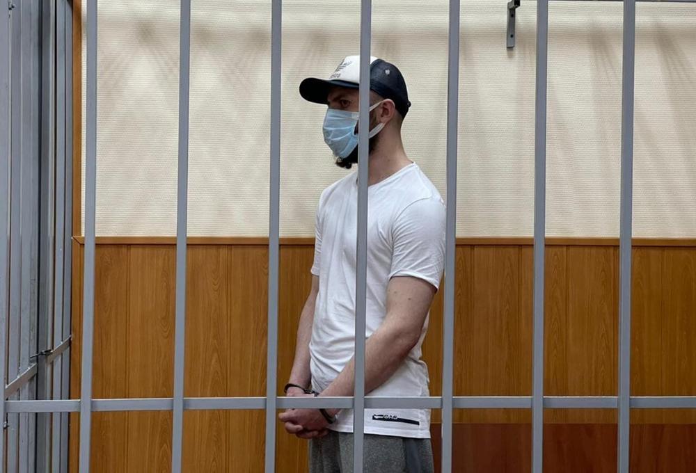 Оглашение в Басманном районном суде столицы приговора серийному отравителю Мурату Сабанову