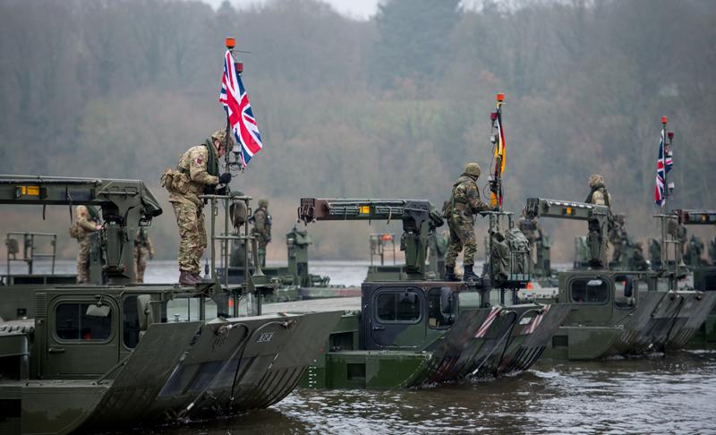 Вооруженные силы Великобритании
