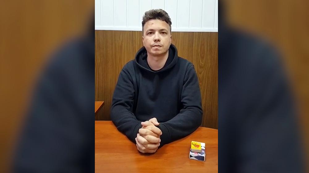 Основатель Telegram-канала NEXTA Роман Протасевич