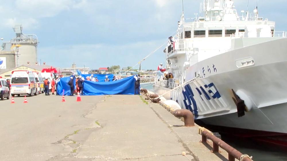 Судно береговой охраны Японии