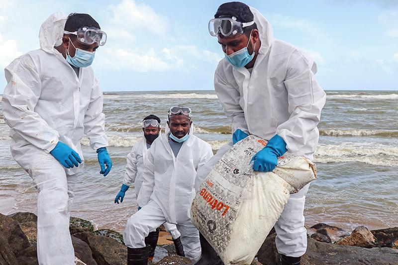Экологическая катастрофа Шри-Ланке