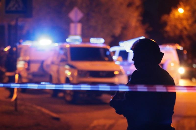 Стрельба в микрорайоне Химмаш в Екатеринбурге