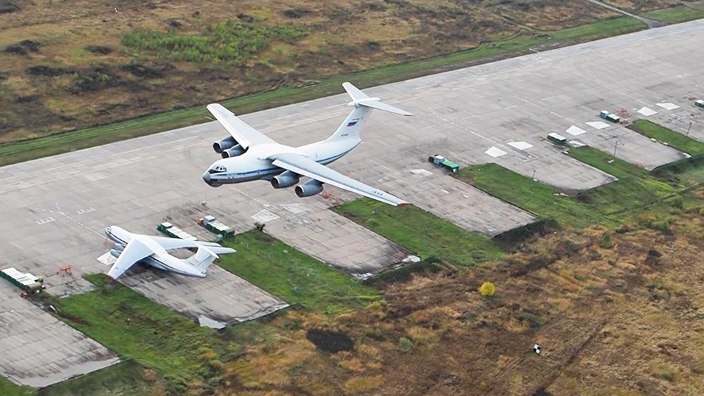 Российская военно-транспортная авиация