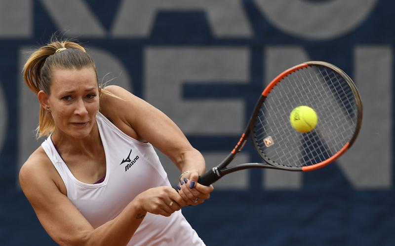 Российская теннисистка Яна Сизикова