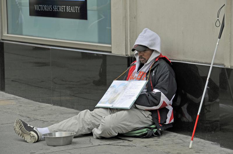 Бедность в США