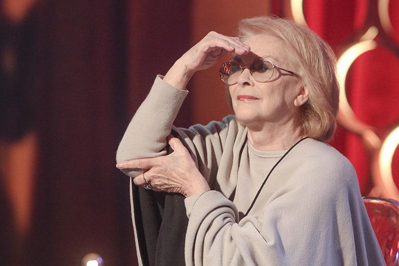 Польская актриса Барбара Брыльска