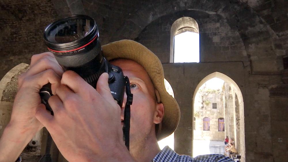 Археологи в Сирии