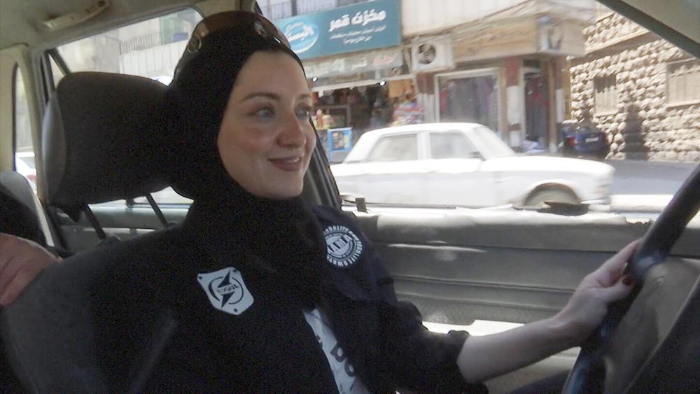 Автошкола в Сирии
