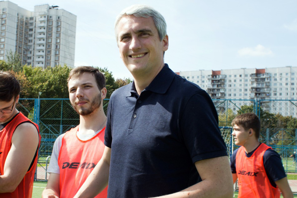 Евгений Нифантьев